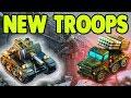 DOMINATIONS COLD WAR UPDATE ! MRL BM-21 & M56 SCORPION TANK