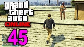 Grand Theft Auto 5 Multiplayer - Part 45 - Bikini Babe (GTA Online Let's Play)