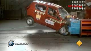 Suzuki Maruti Alto 800 scores zero stars