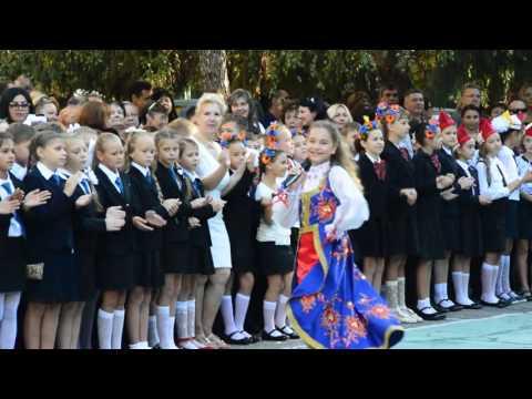 Одесская гимназия 1 отмечает 150-летие