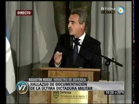 Visión 7: Revelan el hallazgo de 1500 actas secretas de la última dictadura militar