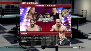 WWE 2k15 Next Gen My Career - The Dream Ep. 8 | Superstars!