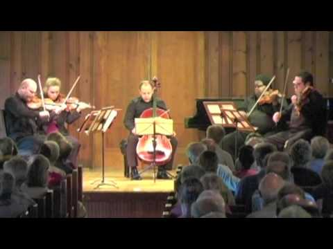 Mozart: Viola Quintet in Bb Major, K 174 (1773) - 4. Allegro