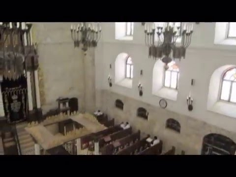 Hurva Synagogue - Jewish Heritage Tour: Jerusalem's Old City (The Jewish Quarter)