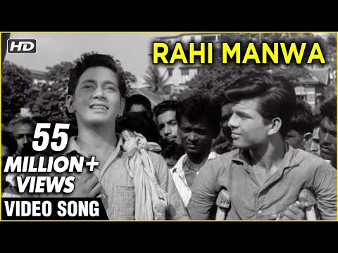 Rahi Manwa Dukh Ki Chinta - Mohammed Rafis Hit Emotional Song...