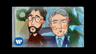 Josh Groban with Tony Bennett - Christmas Time Is Here (Official Music Video)