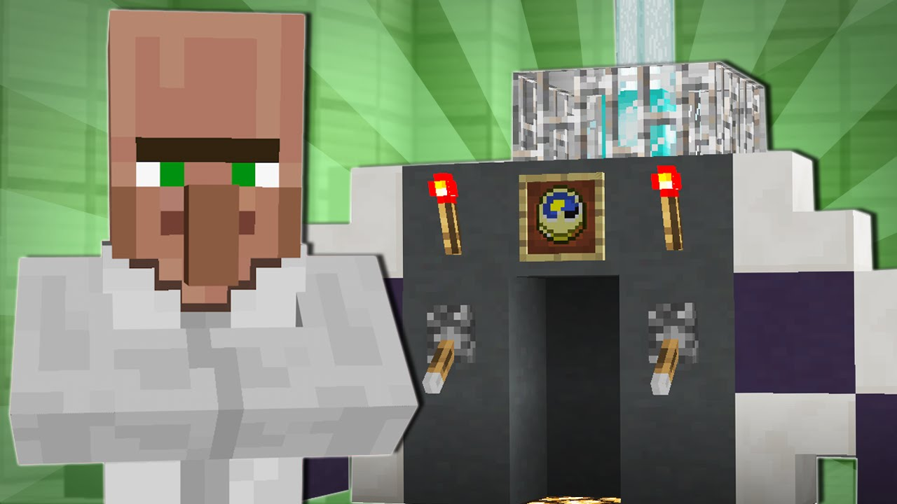 How To Build Dr Trayaurus Time Machine In Minecraft