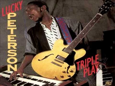 Lucky Peterson - Six O'Clock Blues