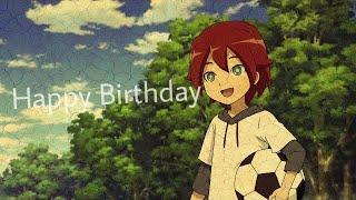 [AMV] - Inazuma Eleven Ares - Happy Birthday Hiroto Kiyama