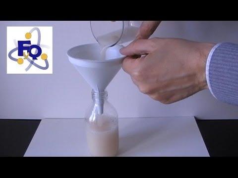 Inflar un globo con levadura y azúcar
