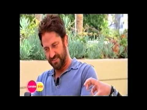♦ Gerard Butler talks about HTTYD2 & women! ♦