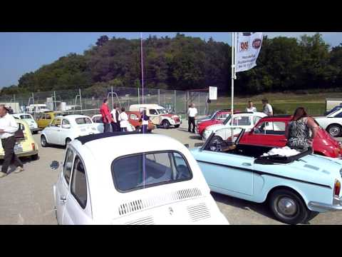 1948 Fiat Topolino 500 B. FIAT 500 Topolino B års mod.