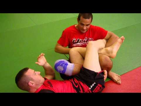 grappling kazeka muniz leg lock !!!! Image 1