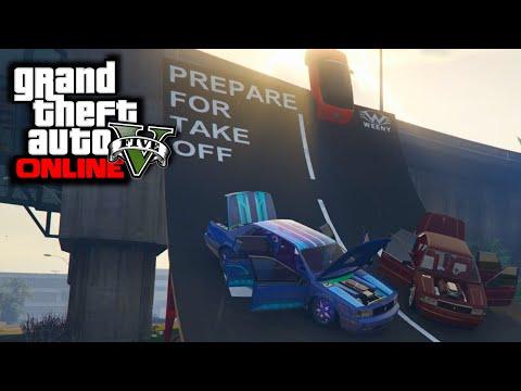 GTA 5 PS4 - Albany Primo Lowrider Car Showcase (GTA V DLC)