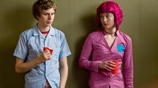 Scott Pilgrim vs The World cast interview