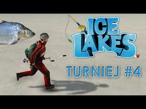 OSZUSTWO!!! - TURNIEJ WĘDKARSKI STREAMERÓW #4 - ICE LAKES