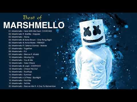 Download Lagu Best Of Marshmello 2019 - Marshmello Greatest Hits 2019 - Top 20 Of Marshmello.mp3