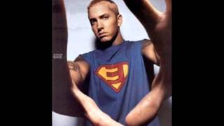 Watch Eminem Superman video