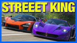 Forza Horizon 4 Online : STREET RACERS GET RICH!! (Street King Part 3)