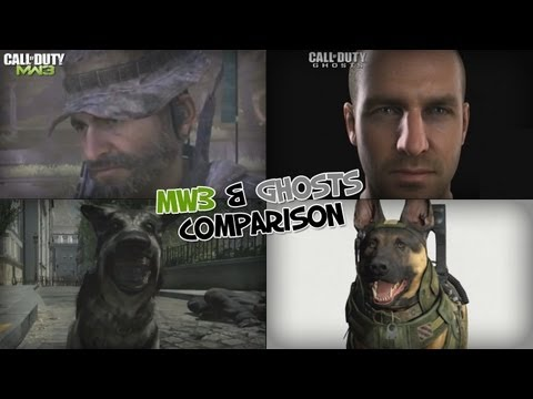 Call of Duty Ghosts (Xbox One) vs. MW3 Comparison