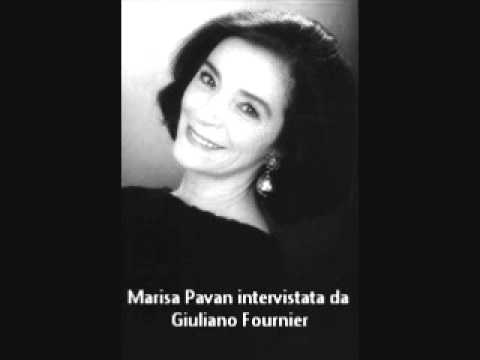 Marisa Pavan Interviewed by Giuliano Fournier (2010)