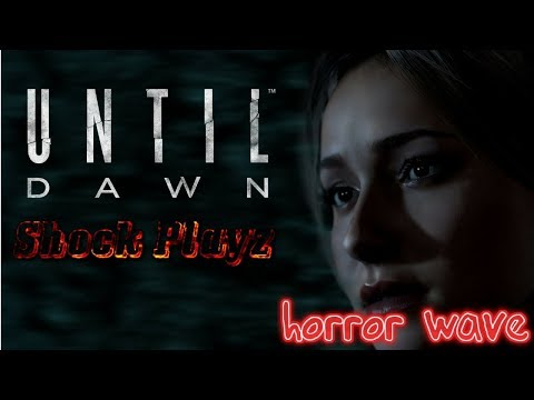 UNTIL DAWN: Choices, Scares An Movie Time (Ps4) Walkthrough - [Live] Stream | 30 Days Of Halloween