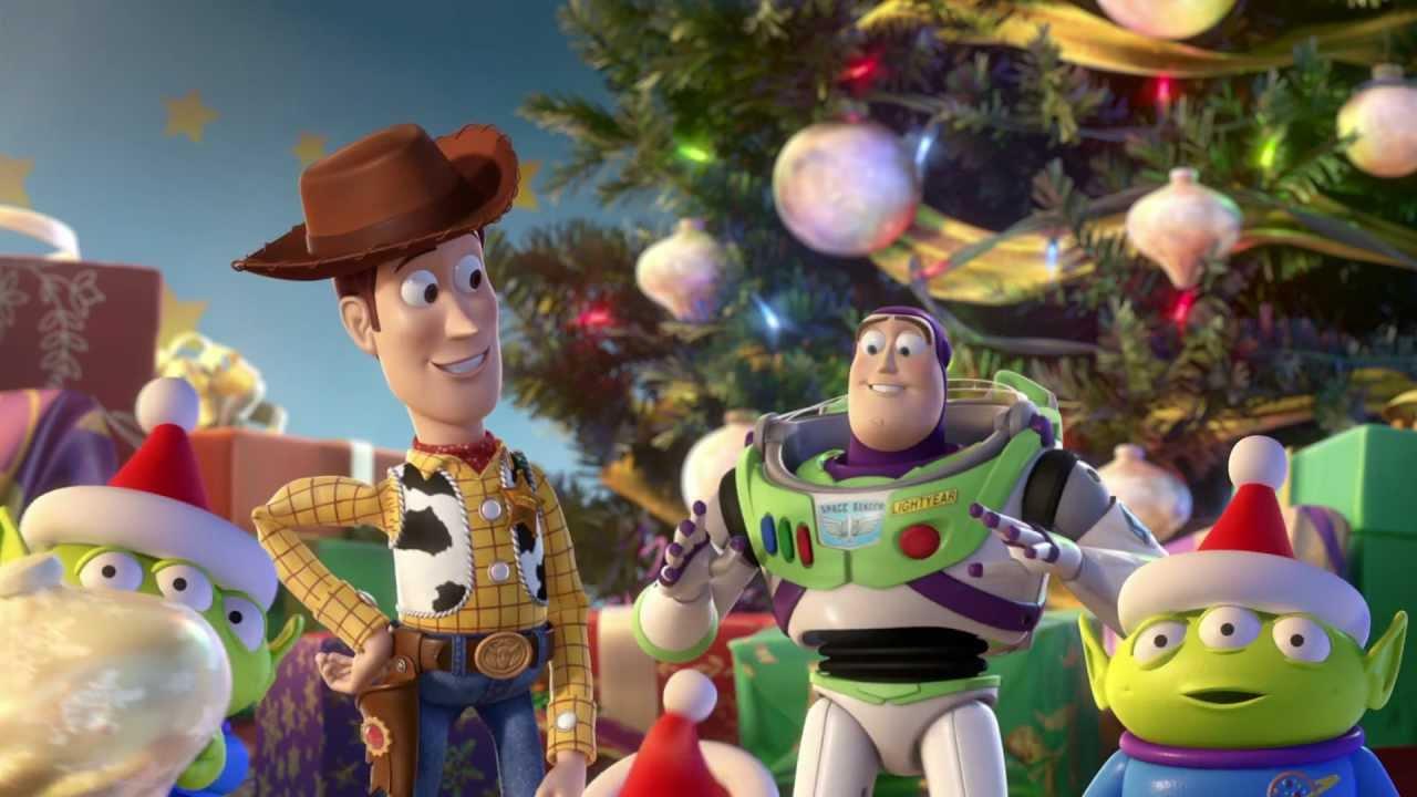 Toy story saludo de navidad youtube - Cochon de toy story ...