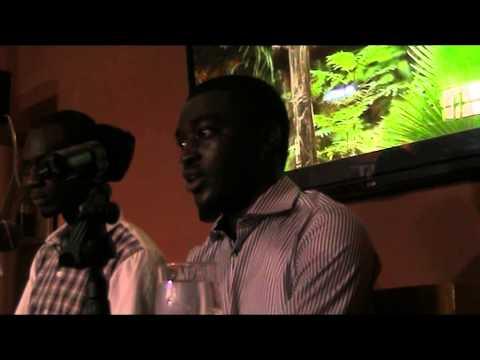 FULGENCE GACKOU EN CONFERENCE DE PRESSE POUR LA SORTIE DE SON NOUVEAU ALBUM AFRICAN PRAISE
