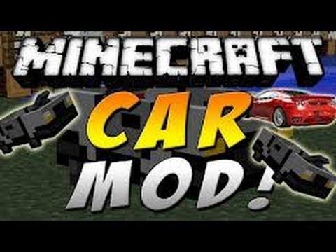 Minecraft 1.5.2 - Como instalar Car MOD !! [ Español ] Review