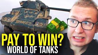 PAY TO WIN? - Premium WYGRYWA - World of Tanks