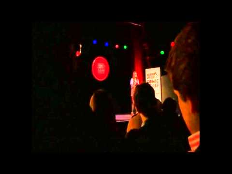 Philly Spurr: Stand Up If You Dare Comic Relief 2013