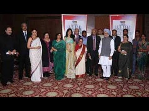 NDTV Indian of the Year 2012: Best moments
