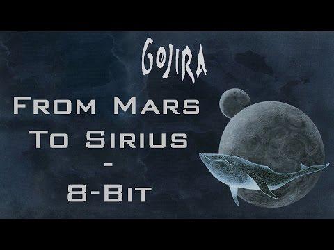 Gojira - From Mars To Sirius [FULL ALBUM] 8-Bit