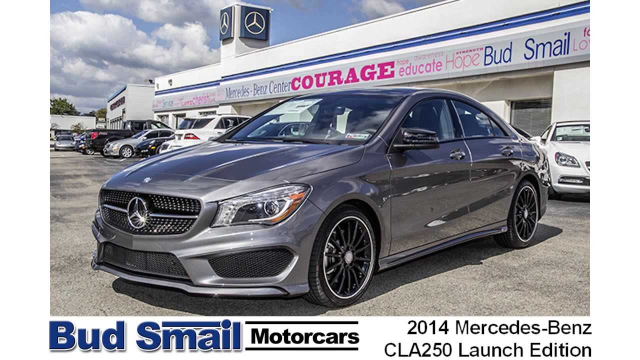 2014 Mercedes-Benz CLA250 Launch Edition - YouTube