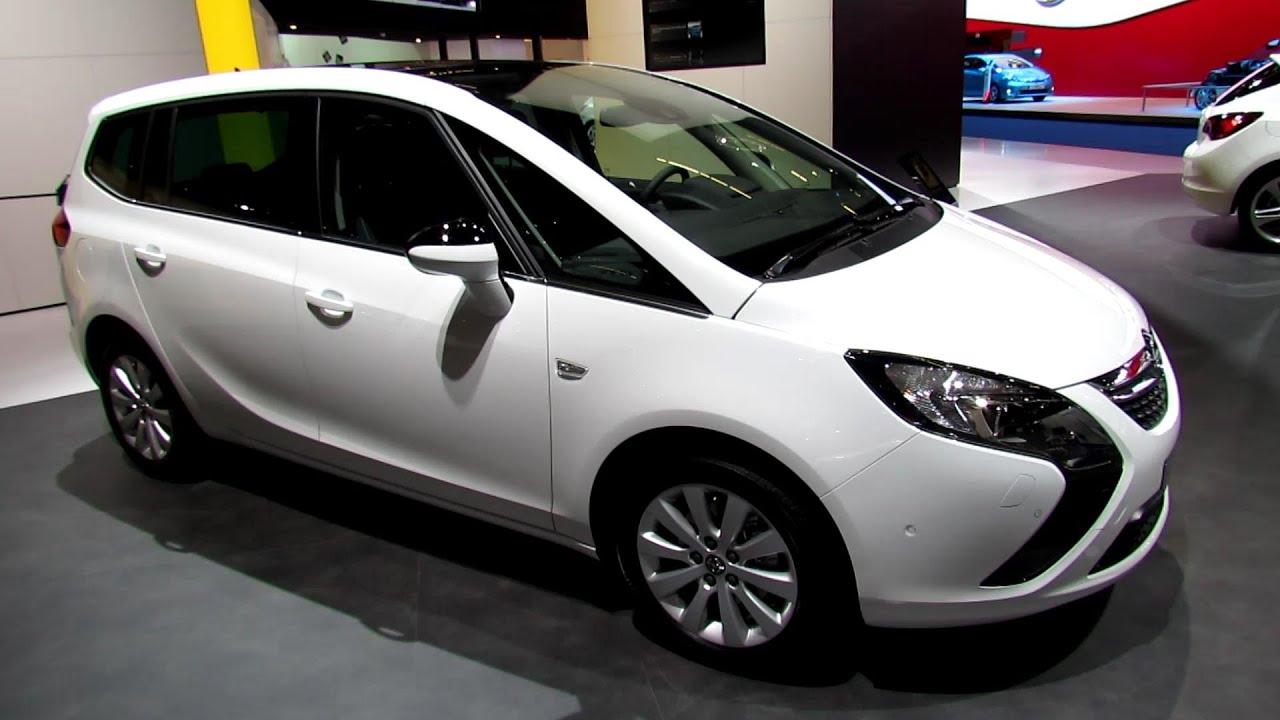 Opel Zafira 2014 Interieur 2014 Opel Zafira Tourer