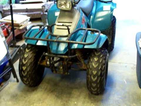 1998 Suzuki Quad Runner 160