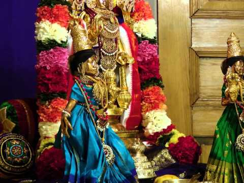 Salutations to Narayana (Carnatic Tamil Krithi) - Om Namo Narayana...