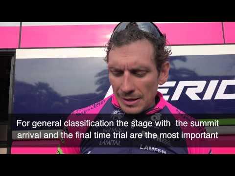 Filippo Pozzato ready to take on Tirreno-Adriatico and the Classics