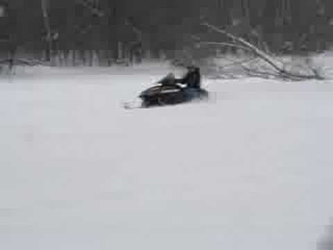 1998 SKIDOO MACH Z 800 SNOWMOBILE #3
