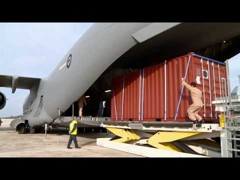 Air-lift support to the UN in South Sudan