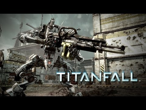 Titanfall: Offical Stryder Video