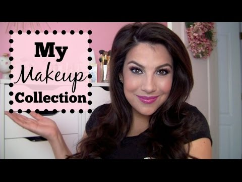 My Makeup Collection! (2014)