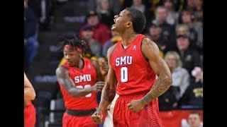 Men's Basketball Highlights - SMU 83, #7 Wichita State 78