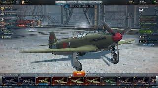 World of Warplanes Yak-1 review