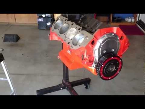 CHEVY BIG BLOCK  STROKER 454 489 496 BUILD PART 2