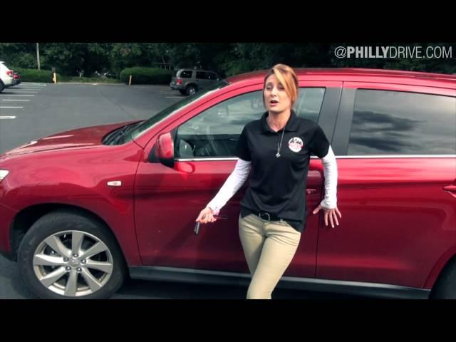 Employee RIDES | 2014 Outlander Sport | Philadelphia Car Dealer