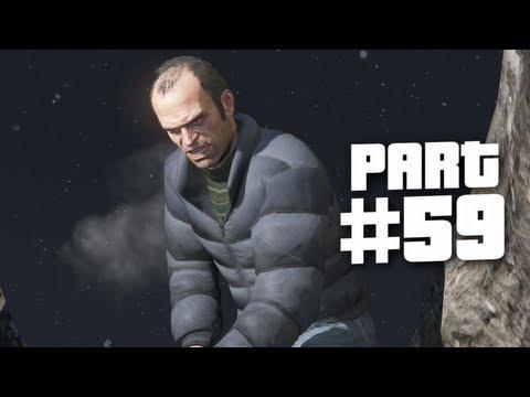Grand Theft Auto 5 Gameplay Walkthrough Part 59 - Bury the Hatchet (GTA 5)
