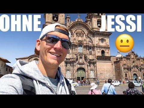 Ohne Jessi in Cusco