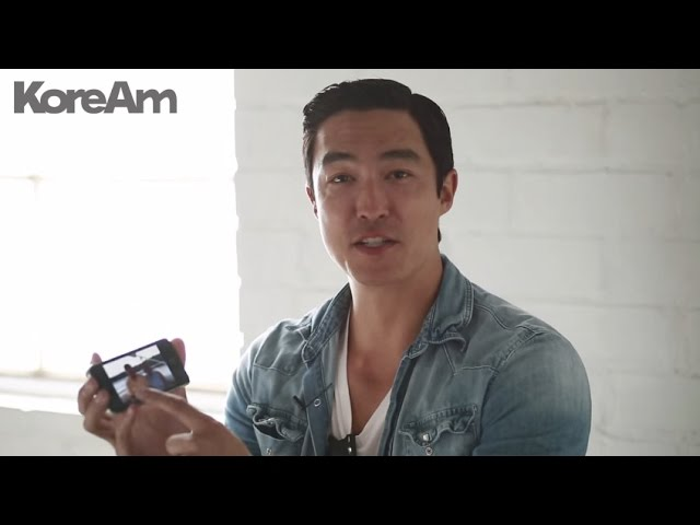 On the Scene: Daniel Henney Cover Shoot