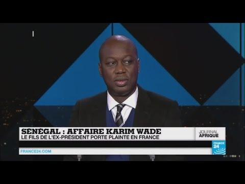 Affaire Karim Wade : le fils de l'ex-président porte plainte en France